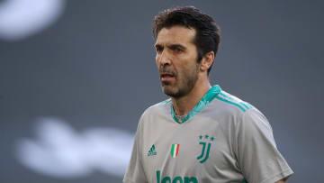 Ídolo na Itália, Buffon decidiu que não vai continuar na Juventus após o término da temporada. Goleiro tem 43 anos.