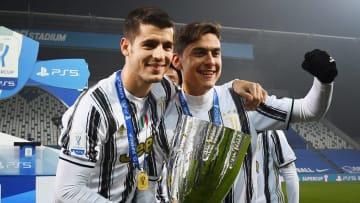 Alvaro Morata & Paulo Dybala could swap teams