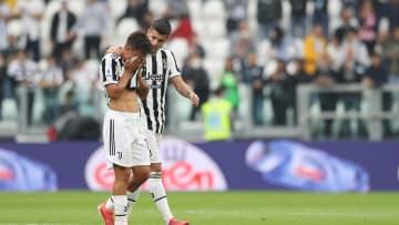 Juventus Turin muss auf Paulo Dybala und Alvaro Morata verzichten