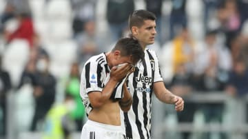 Dybala and Morata will miss Juve's next two games