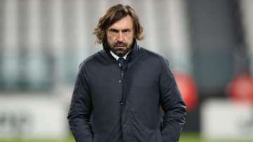 Andrea Pirlo criticised the attitude of his players after Juventus lost to Inter