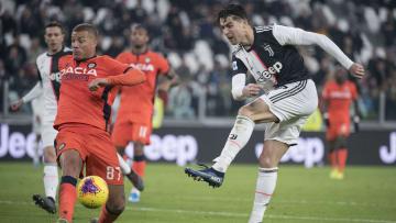 Cristiano Ronaldo scored as brace as Juventus beat Udinese 3-1 earlier this season