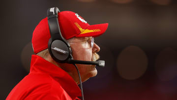 Andy Reid and the Kansas City Chiefs take on the LA Chargers in Week 3