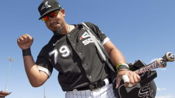 Chicago White Sox slugger Jose Abreu