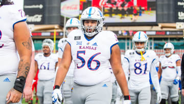 Kansas is projected to struggle in 2021.