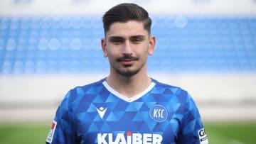 Malik Batmaz ist ein vielversprechendes KSC-Talent