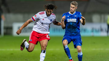 Karlsruher SC v Hamburger SV