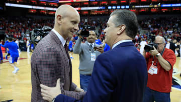 Chris Mack, John Calipari