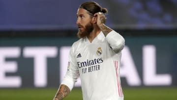 Sergio Ramos walked away from Real Madrid