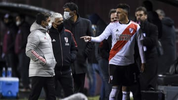 Lanus v River Plate - Torneo Liga Profesional 2021