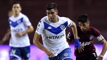 El zaguero del Vélez Sarsfield, Lautaro Giannetti, sigue en los planes del Necaxa para el Apertura 2021 y ya lanzó una oferta.