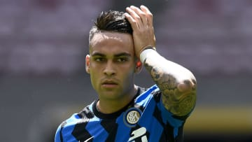 Lautaro Martinez could be open to leaving Inter