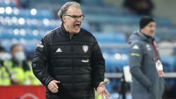 Marcelo Bielsa will look to get Leeds back to winning ways