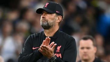 Jurgen Klopp avec Liverpool cette saison en Premier League