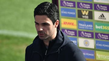 Mikel Arteta has some tough decisions to make this weekend