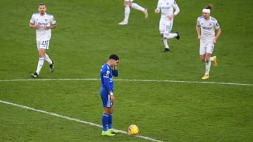 Leicester slumped to a 3-1 defeat on Sunday