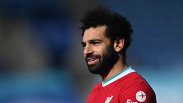 Mo Salah has backed his side