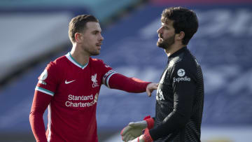 Henderson and Alisson are set to sign new deals at Anfield