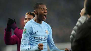 6'5 centre-back Adarabioyo joins from Manchester City