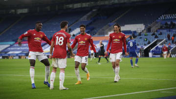 Manchester United face Wolves on Tuesday evening