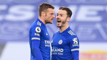 Leicester take on Brighton