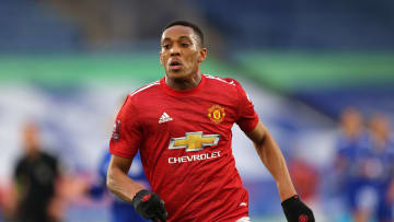 Tottenham have reportedly been linked with a move for Anthony Martial