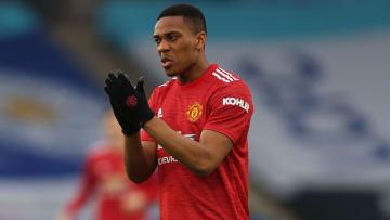 Anthony Martial is on Tottenham's radar