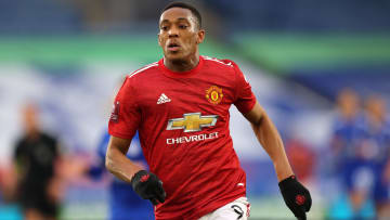 Inter are keen on Anthony Martial