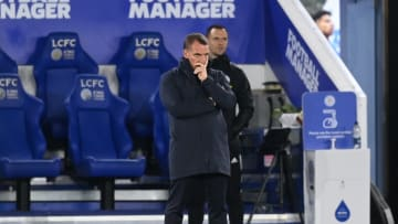 Brendan Rogers witnessed a shock 4-2 defeat to Newcastle on Friday night