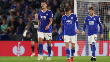 Leicester are looking to bounce back after conceding a late equaliser on Thursday