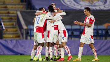 Slavia fully deserved their impressive win