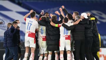 Slavia Prague knocked Leicester out of the Europa League