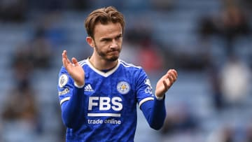Arsenal are interested in Leicester attacking midfielder James Maddison