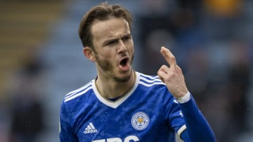 Leicester will only consider huge offers for James Maddison