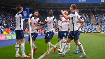 Spurs finished seventh in the Premier League last season