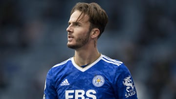 Maddison is one of Leicester's key players