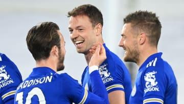 Leicester raced into a 3-0 lead on Thursday night