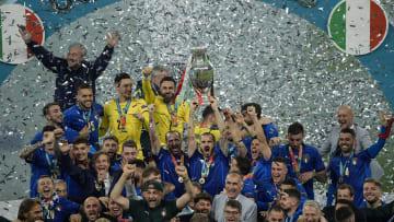 Nach dem EM-Triumpf der Italiener zählen unter anderem zwei Europameister zu den größten Marktwert-Gewinnern