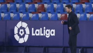 Simeone quiere recuperar las buenas sensaciones en LaLiga