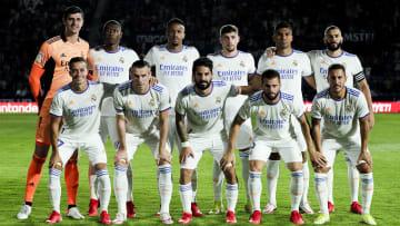 Real Madrid 2021/2022