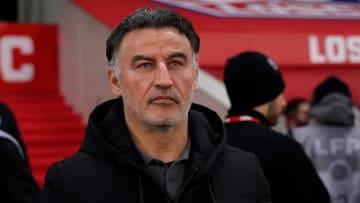 Et si Christophe Galtier quittait Lille en fin de saison ?