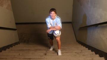 Lionel Messi - El Gráfico Archive