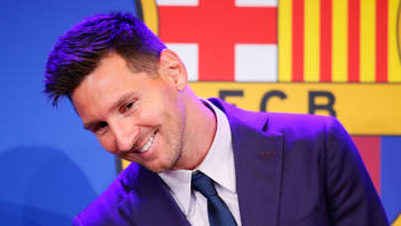 Le CM de Clermont a fait preuve d'humour en citant Lionel Messi.