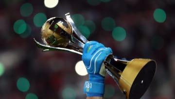 Troféu do Mundial de Clubes é um dos mais belos