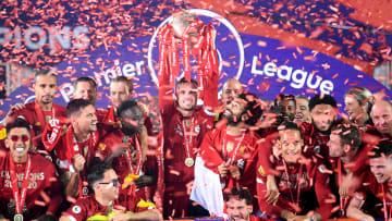 Liverpool vô địch là một trong những khoảnh khắc ấn tượng của EPL mùa giải 2019-2020