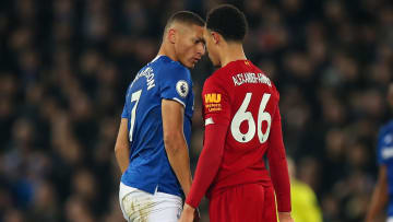 The Merseyside derby is one of the biggest in English football