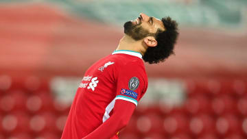 Mohamed Salah had a poor night at home to Real Madrid