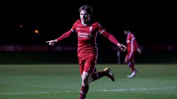 Liverpool U18 v Sutton United U18: FA Youth Cup