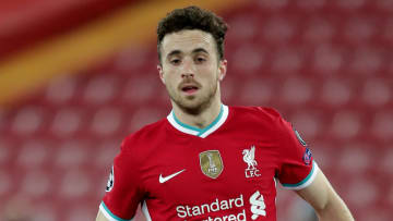 Jota's return is a big boost for the Reds