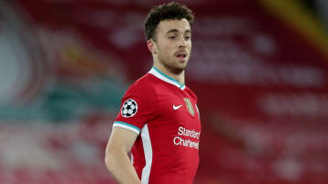 Diogo Jota is close to a return for Liverpool